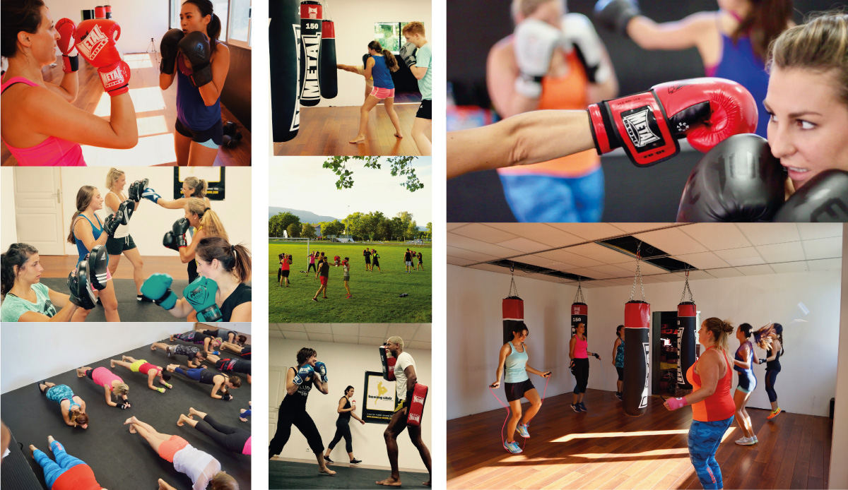 fit boxing - fitness boxe - aeroboxe - body combat - gex divonne