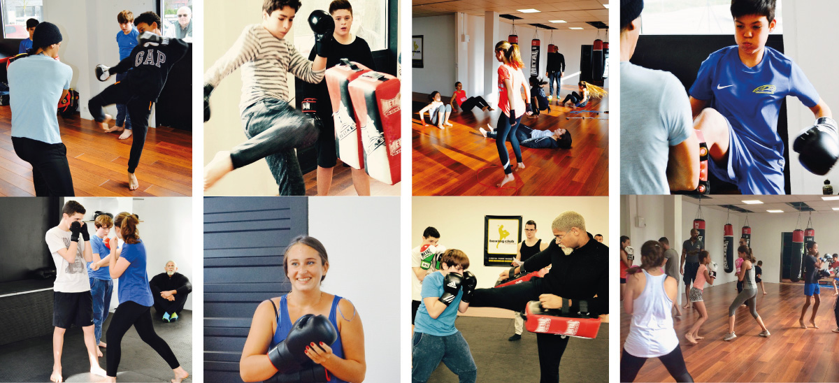 kids boxing - boxe educative a divonne et a gex