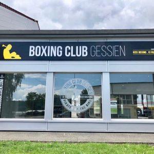 salle de boxe de Gex 1